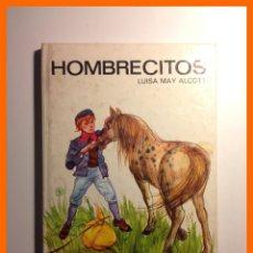 Libros de segunda mano: HOMBRECITOS - LUISA MAY ALCOTT. Lote 48197774