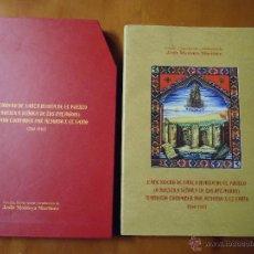 Libros de segunda mano: CANCIONERO DE SANTA MARÍA DE EL PUERTO,MANDADO COMPONER POR ALFONSO X EL SABIO,1260-1283,J. MONTOYA. Lote 48213729