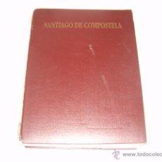 Libros de segunda mano: J. M. GARCÍA IGLESIAS. PATRIMONIO HISTÓRICO GALLEGO. CIUDADES. SANTIAGO DE COMPOSTELA. RM68371.. Lote 48283155