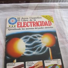 Gebrauchte Bücher - M69 EL JOVEN CIENTIFICO EL LIBRO DE LA ELECTRICIDAD EDITORIAL PLESA SM AÑO 1997 PRIMERA EDICION - 48292113