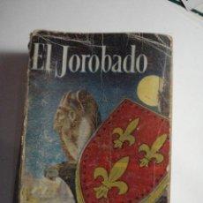 Libros de segunda mano: LIBRO PULGA - EL JOROBADO - PAUL FEVAL - MIRA OTROS EN MI TIENDA. Lote 48306612