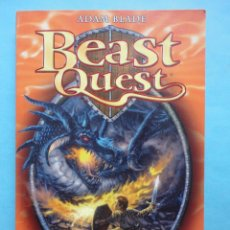 Libros de segunda mano: BEAST QUEST. FERNO THE FIRE DRAGON. ADAM BLADE.. Lote 48324548