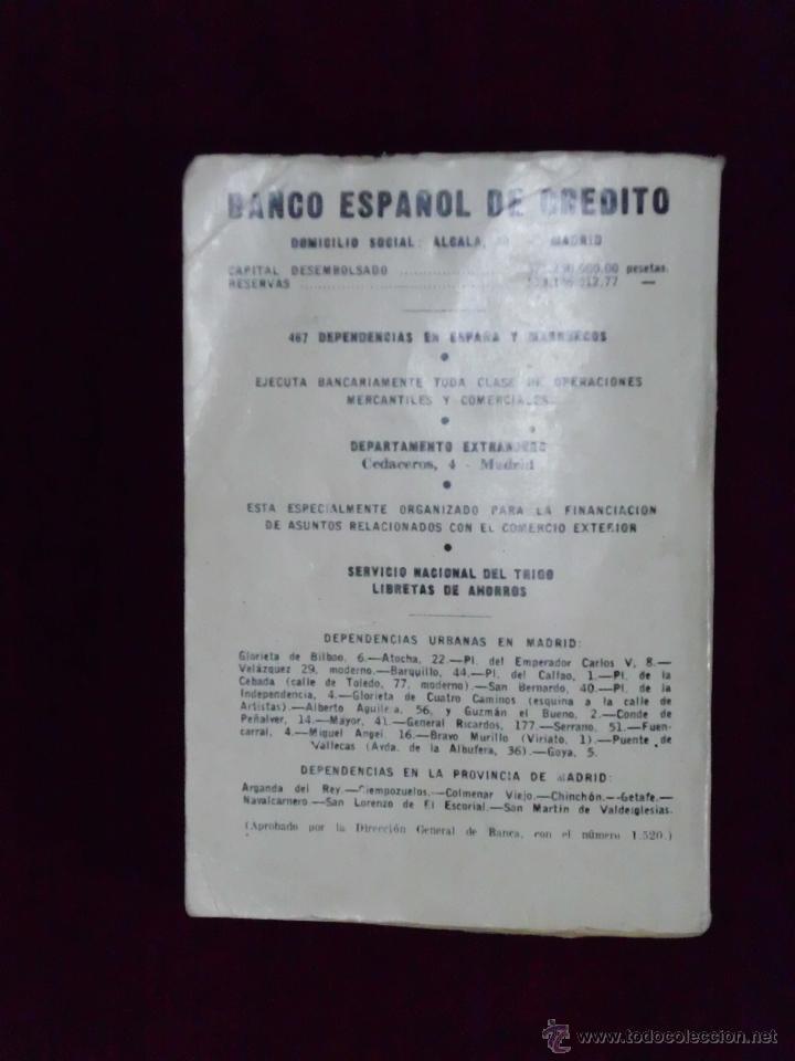 Libros de segunda mano: ANTIGUA GUIA PLANO DE MADRID ( El firmamento) - Foto 2 - 48335167
