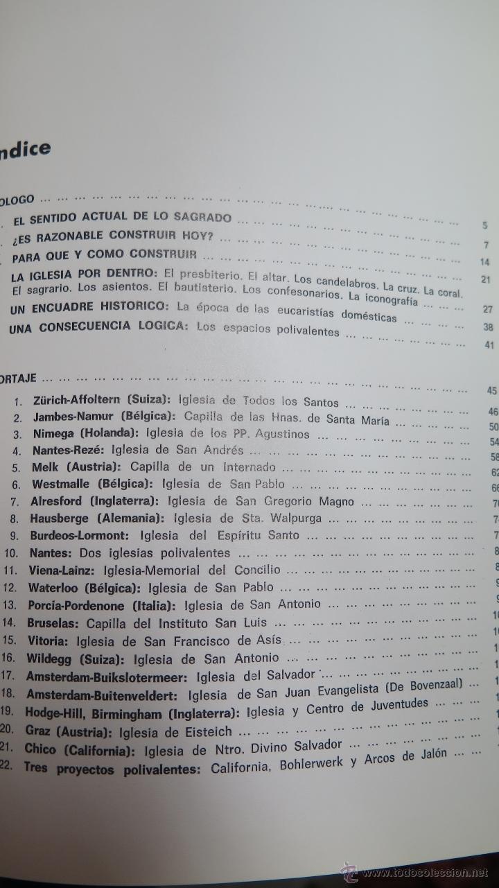 Libros de segunda mano: FUTURO DEL ARTE SACRO. JUAN PLAZAOLA S.J. ILUSTRADO - Foto 2 - 48342347