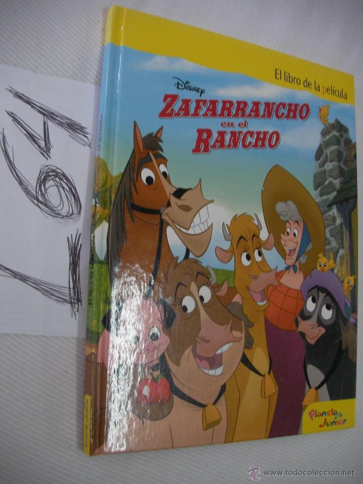 Zafarrancho en el rancho el libro de la pelic comprar en todocoleccion 48358556 - Libreria segunda mano online ...