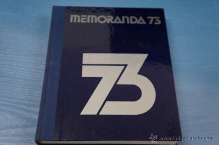 Libros de segunda mano: LIBRO DE MEMORANDA 73 DE DIFUSORA INTERNACIONAL S.A. LEER DESCRIPCIÓN - Foto 2 - 48377778