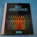 Libros de segunda mano: LIBRO DE INDICE 1985 PROTAGONISTAS DE DIFUSORA INTERNACIONAL S.A. LEER DESCRIPCIÓN. Lote 48380729