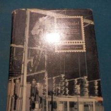 Libros de segunda mano: ELECTRICIDAD - BIBLIOTECA HISPANIA - RAMÓN SOPENA - ILUSTRADO. Lote 48430559