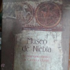 Libros de segunda mano: MUSEO DE NIEBLA EL PATRIMONIO PERDIDO DE CASTILLA Y LEON.GONZALO SANTOJA GOMEZ. Lote 48439545