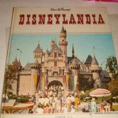 Libros de segunda mano: DISNEYLANDIA , WALT DISNEY , GAISA , 1968. Lote 48442419