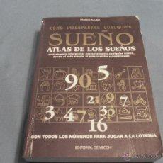 Libros de segunda mano: COMO INTERPRETAR CUALQUIER SUEÑO, FRANCO AULISIO. Lote 48455951
