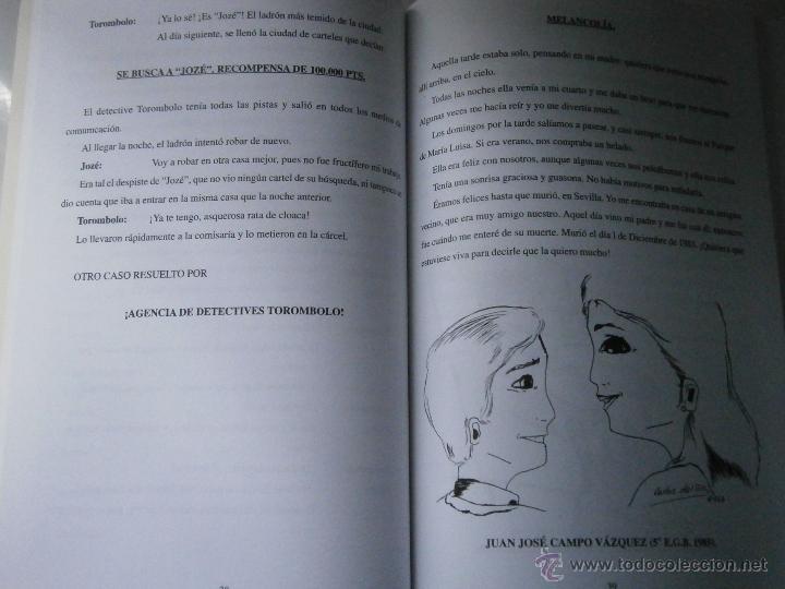 Libros de segunda mano: DE BUENOS LECTORES NACEN GRANDES ESCRITORES Colegio San Francisco de Paula 1996 - Foto 11 - 48467901