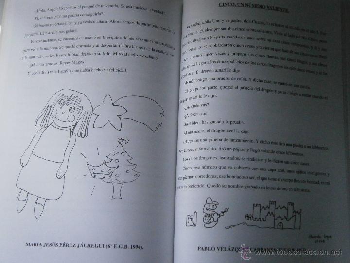 Libros de segunda mano: DE BUENOS LECTORES NACEN GRANDES ESCRITORES Colegio San Francisco de Paula 1996 - Foto 15 - 48467901