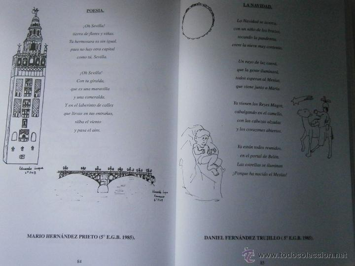 Libros de segunda mano: DE BUENOS LECTORES NACEN GRANDES ESCRITORES Colegio San Francisco de Paula 1996 - Foto 17 - 48467901
