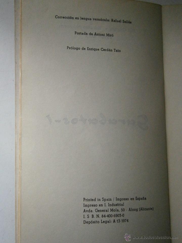 Libros de segunda mano: GARABATOS 1 Pepe Ferrer Jose Frases Pili Garcia Ernesto Navarro Jesus Ruiz 1974 - Foto 7 - 48468578