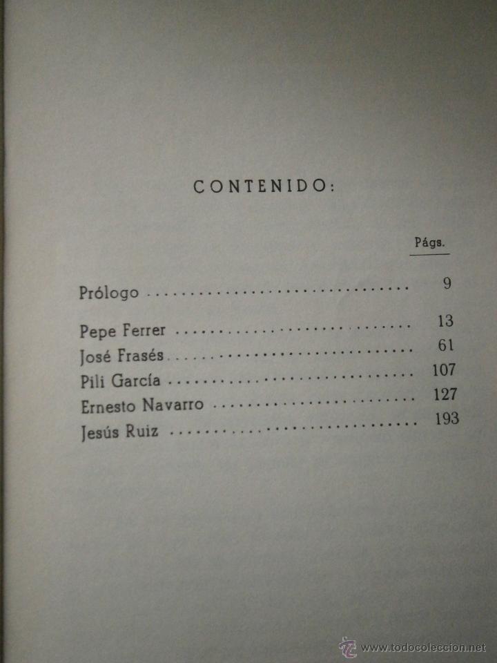 Libros de segunda mano: GARABATOS 1 Pepe Ferrer Jose Frases Pili Garcia Ernesto Navarro Jesus Ruiz 1974 - Foto 8 - 48468578