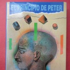 Libros de segunda mano: EL PRINCIPIO DE PETER.. Lote 48494912