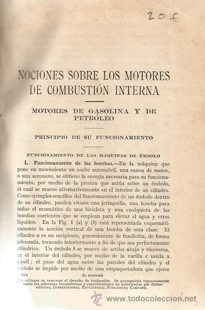 CURSO DE MOTORES. RM68579. (Libros de Segunda Mano - Ciencias, Manuales y Oficios - Otros)
