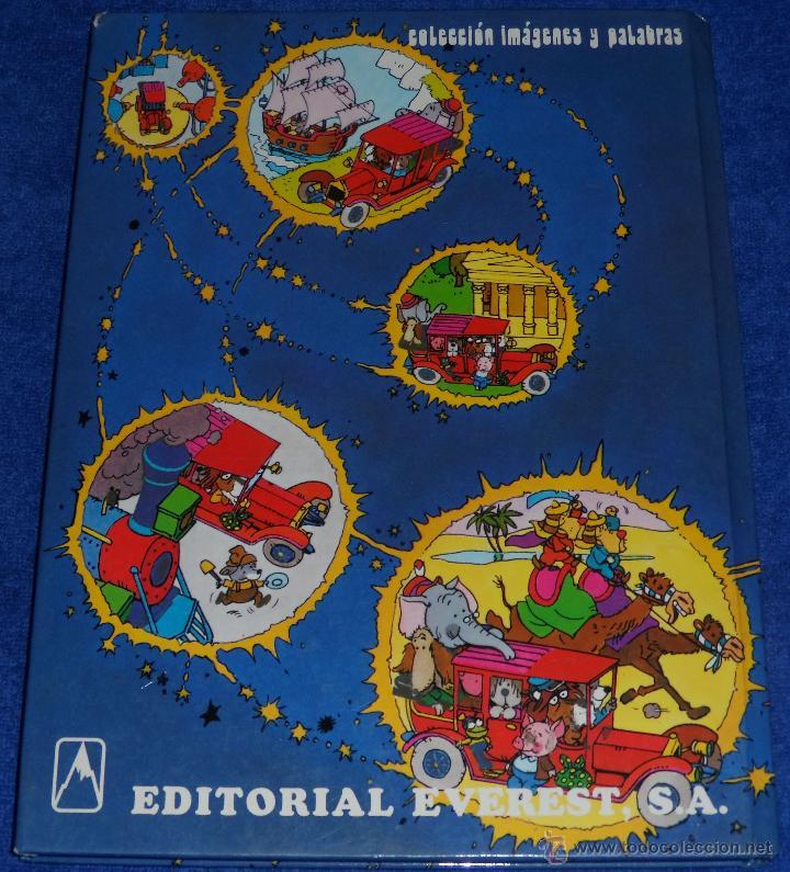 Libros de segunda mano: Viajando por el tiempo - Hutchings - Everest (1982) - Foto 6 - 192000287