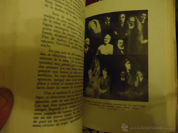 Libros de segunda mano: LOS FRAUDES ESPIRITISTAS Y LOS FENOMENOS METAPSIQUICOS. C. M. DE HEREDEIA. EDIT. HERDER. 1 ED. 1946. - Foto 2 - 48545065
