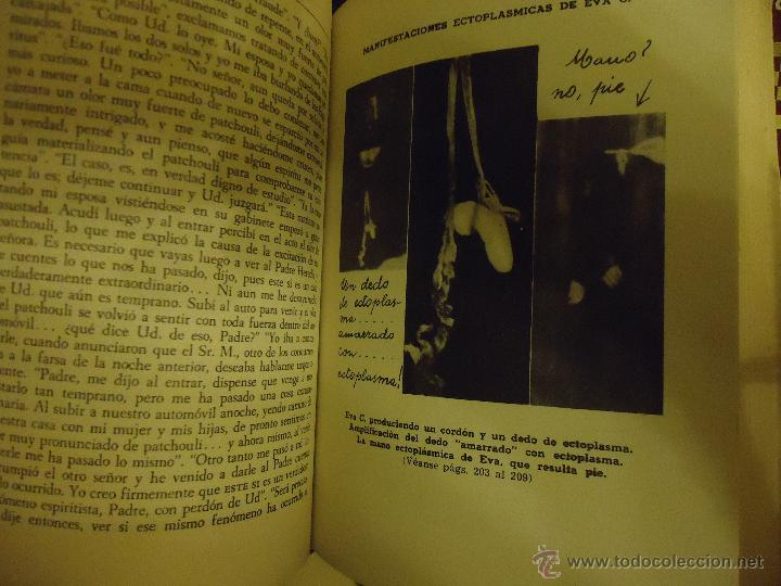 Libros de segunda mano: LOS FRAUDES ESPIRITISTAS Y LOS FENOMENOS METAPSIQUICOS. C. M. DE HEREDEIA. EDIT. HERDER. 1 ED. 1946. - Foto 3 - 48545065