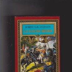 Libros de segunda mano: LA FLECHA NEGRA - ROBERT LOUIS STEVENSON - LEGASA EDITORIAL 2001. Lote 48549096