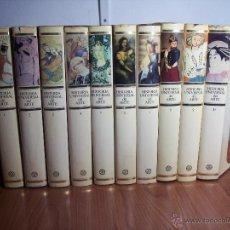 Libros de segunda mano: HISTORIA UNIVERSAL DEL ARTE (10 TOMOS) EDITORIAL PLANETA-1986. Lote 48558318