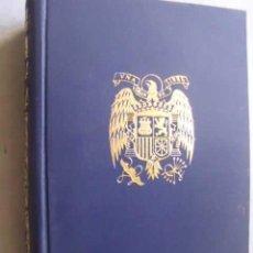 Libros de segunda mano: HISTORIA DE ESPAÑA. BALLESTEROS GAIBROIS, MANUEL. 1962. Lote 48605746