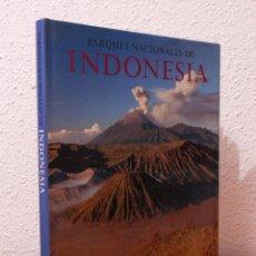 Libros de segunda mano: PARQUES NACIONALES DE INDONESIA. Lote 48643141