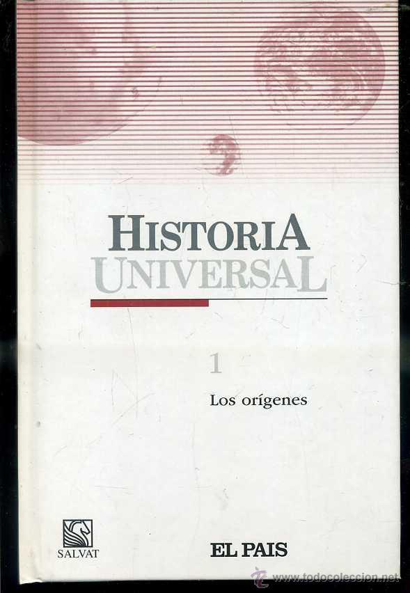 HISTORIA UNIVERSAL EL PAIS Nº 1 - LOS ORÍGENES (2004) (Libros de Segunda Mano - Historia - Otros)
