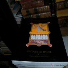 Libros de segunda mano: LAS EDADES DEL HOMBRE. LA CIUDAD DE SEIS PISOS, BURGO DE OSMA, SORIA,1993. Lote 48679676