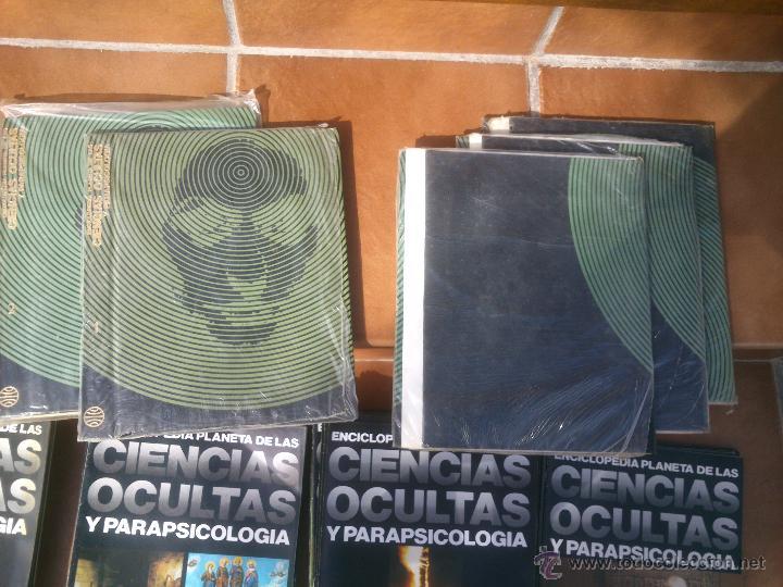 Libros de segunda mano: Enciclopedia Planeta de las Ciencias Ocultas y Parapsicología.86 FASCICULOS. Barcelona 1977 - Foto 5 - 48679957