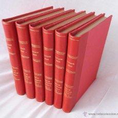 Libros de segunda mano: SALVADOR GRECH - CURSO DE ELECTRICIDAD INDUSTRIAL COMPLETO 1957 - 6 TOMOS - ESTADO INCREÍBLE - ÚNICO. Lote 48694964
