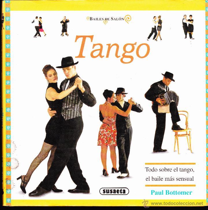 Libro bailes de salon tango susaeta comprar en todocoleccion 48758311 - Libreria segunda mano online ...