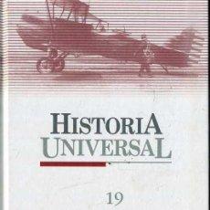 Libros de segunda mano: HISTORIA UNIVERSAL EL PAIS Nº 19 - LAS GUERRAS MUNDIALES (2004). Lote 48772116