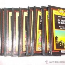 Libros de segunda mano: HAY GATO ENCERRADO 9 LIBROS. Lote 48805366