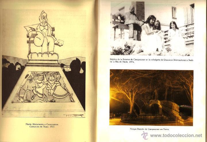 Libros de segunda mano: EL TREN EXPRESO - RAMON DE CAMPOAMOR - NAVIA 1992 - Foto 2 - 30055479