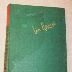Libros de segunda mano: LIBRO DE LAS TABERNAS DE ESPAÑA, POR LUIS ROMERO. PRIMERA EDICIÓN. 1956. ILUSTRADO DESCATALOGADO. Lote 48859447