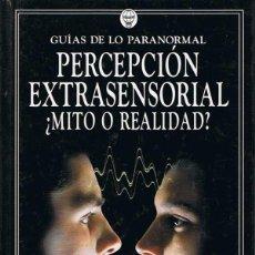Libros de segunda mano: PERCEPCIÓN EXTRASENSORIAL ¿MITO O REALIDAD? - GILL HARVEY. Lote 48930453