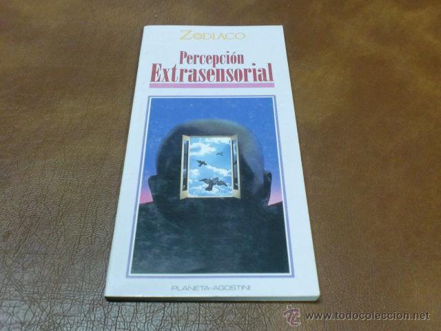 LIBRO. COLECC. ZODIACO.- PERCEPCION EXTRASENSORIAL (Libros de Segunda Mano - Parapsicología y Esoterismo - Otros)