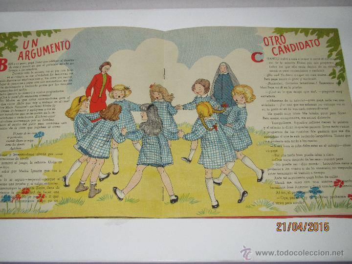 Libros de segunda mano: Mari Pepa ARTISTA DE CINE Texto de Emilia Cotarelo e Ilustraciones de María Claret- Año 1953. - Foto 3 - 48970369