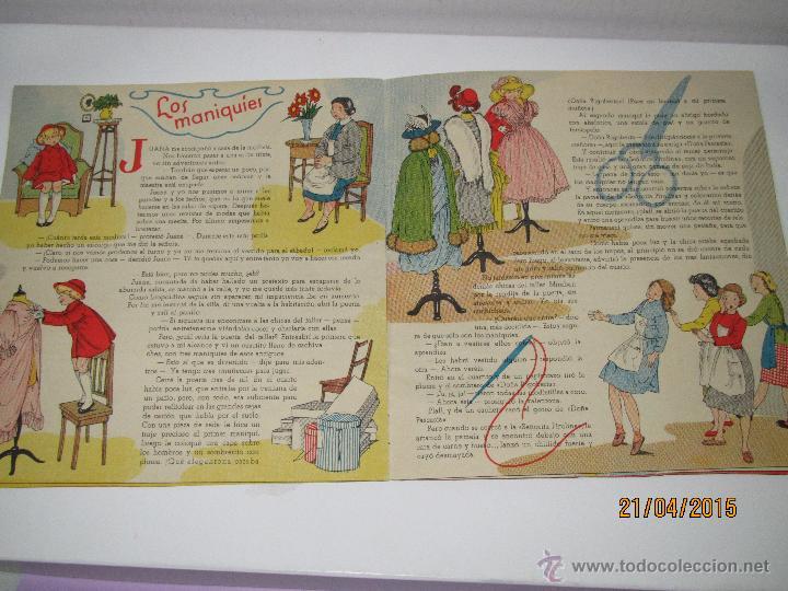 Libros de segunda mano: Mari Pepa ARTISTA DE CINE Texto de Emilia Cotarelo e Ilustraciones de María Claret- Año 1953. - Foto 4 - 48970369