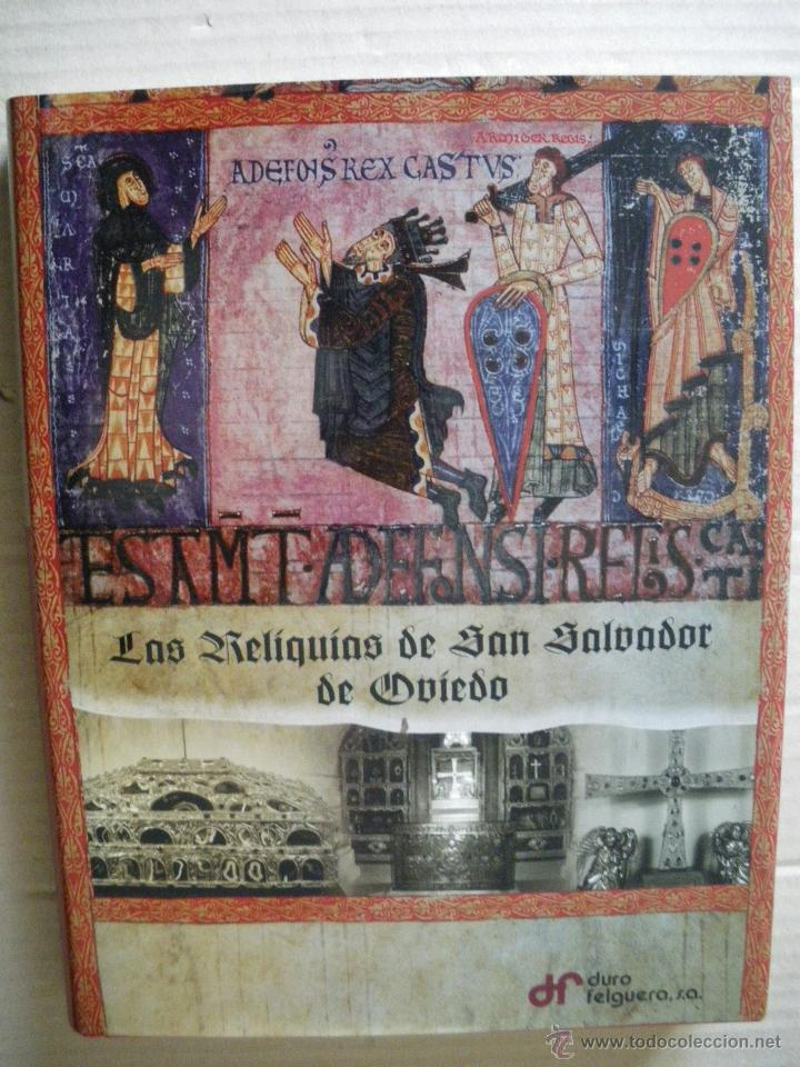 LAS RELIQUIAS DE SAN SALVADOR. GRAN FORMATO (Libros de Segunda Mano - Bellas artes, ocio y coleccionismo - Otros)