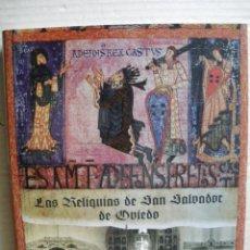 Libros de segunda mano: LAS RELIQUIAS DE SAN SALVADOR. GRAN FORMATO. Lote 48989916