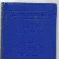 Libros de segunda mano: BRASSEY´S NAVAL ANUUAL 1948, REAR ADMIRAL H.G. THURSFIELD THE MACMILLAN COMPANY NEW YORK 1948. Lote 49006543