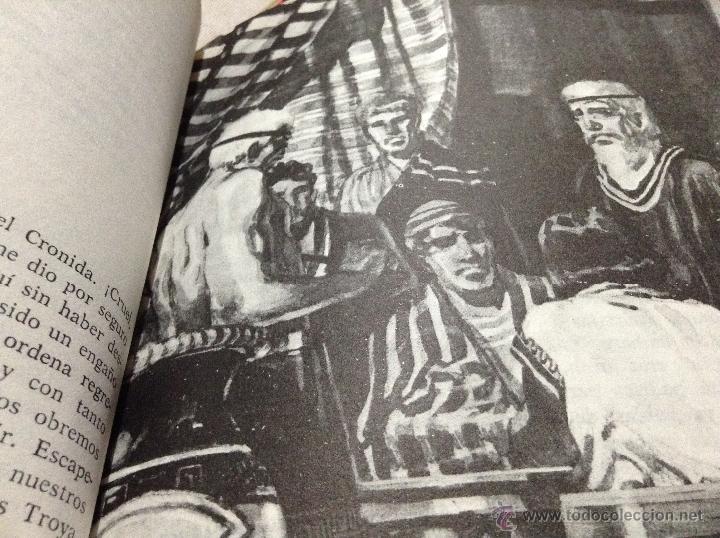 Libros de segunda mano: LA ILIADA .HOMERO .NUEVO AURIGA 1983 Nº19 FOTOS ADICIONALES - Foto 4 - 39983786