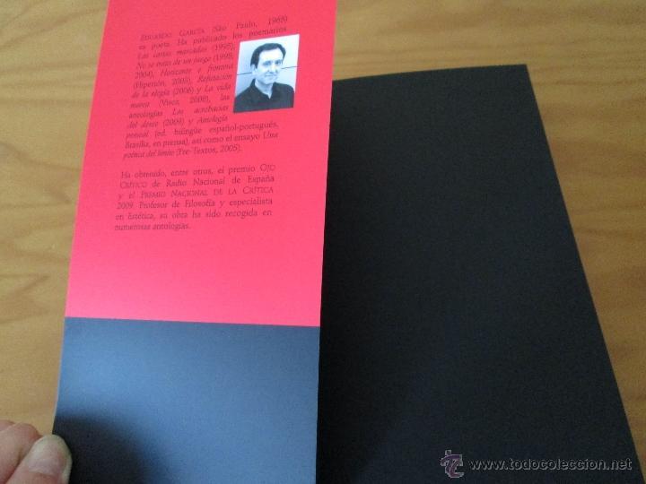 Libros de segunda mano: ESCRIBIR UN POEMA. EDUARDO GARCIA. E.D. EL OLIVO AZUL. - Foto 2 - 49027550