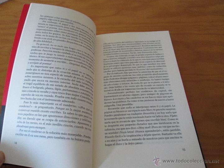 Libros de segunda mano: ESCRIBIR UN POEMA. EDUARDO GARCIA. E.D. EL OLIVO AZUL. - Foto 4 - 49027550