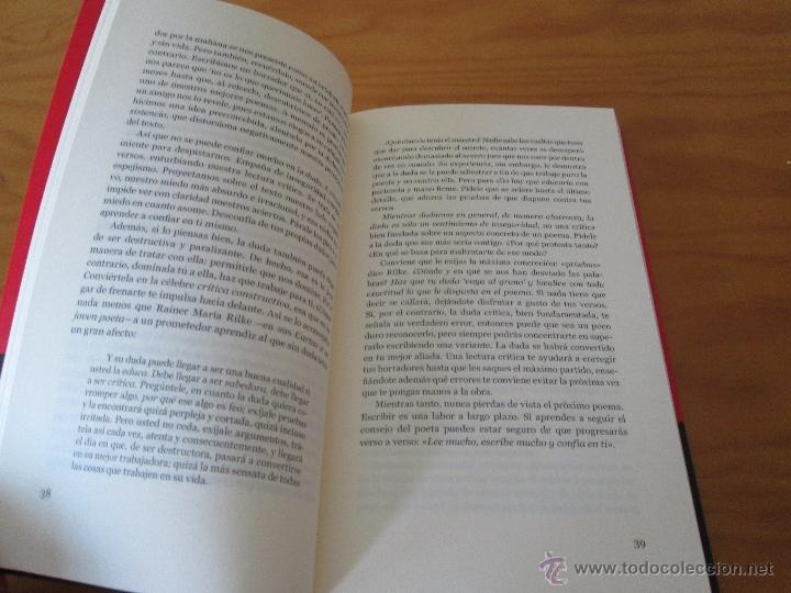 Libros de segunda mano: ESCRIBIR UN POEMA. EDUARDO GARCIA. E.D. EL OLIVO AZUL. - Foto 5 - 49027550
