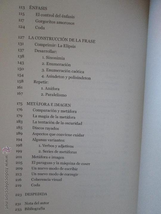 Libros de segunda mano: ESCRIBIR UN POEMA. EDUARDO GARCIA. E.D. EL OLIVO AZUL. - Foto 8 - 49027550